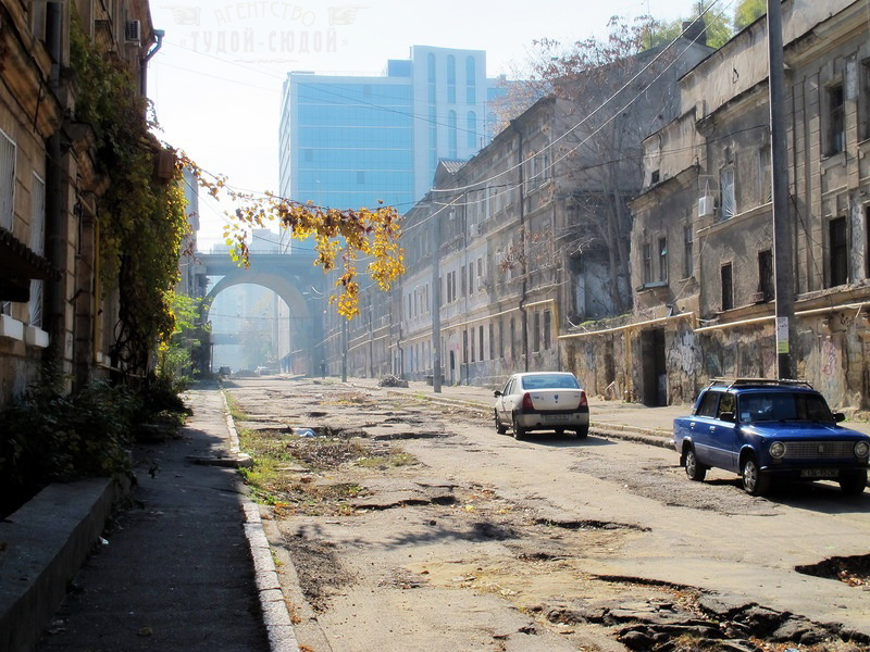 shine and poverty of odessa contrasts of odessa tour